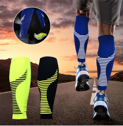 Tennis Cycling Running Basketball Football Legwarmers Calf Compression Sleeves C