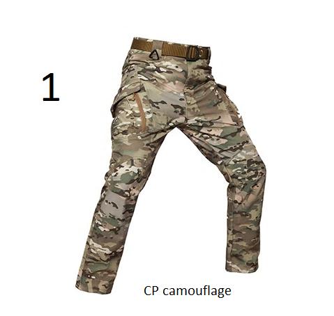 IX9 Men Winter Tactical Pants Mens Waterproof Cargo Pants Military Thicken Warm