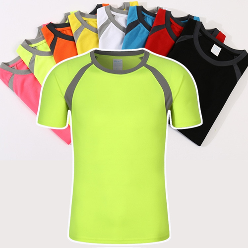 High Quality ! Factory direct sales ! Cheep ! Badminton Shirt,breathable men