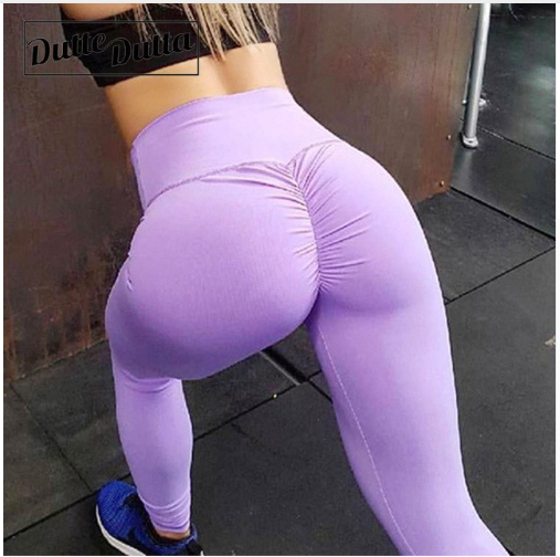 High Waist Push Up Sports Leggings For Fitness Leggins Workout Jeggings Activewe