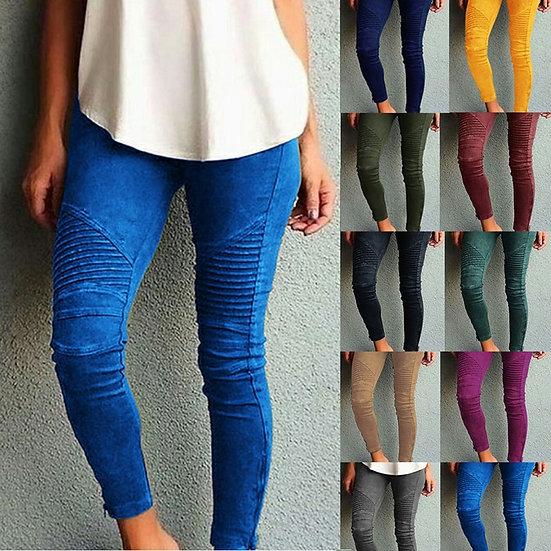 Autumn Winter Fitness Skinny Women Leggings Female Casual Pencil Pants Slim