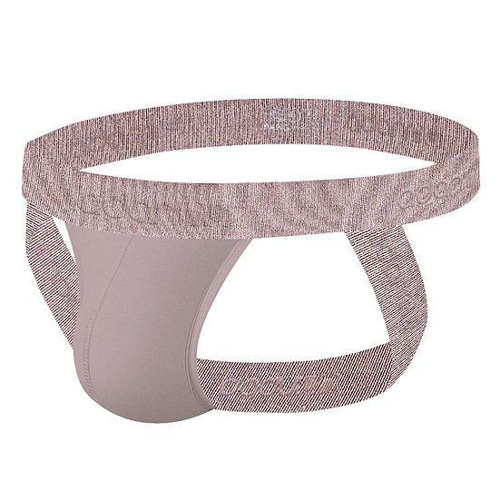 ADANNU Brand Sexy Gay Underwear Men Jockstrap G String Thongs Slip Modal Mens