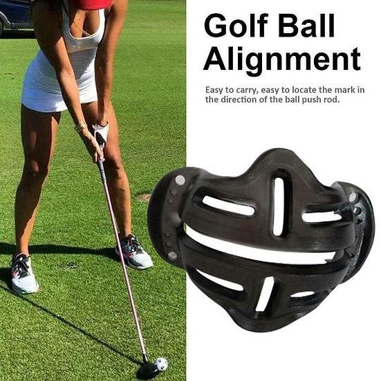 New Golf Ball Alignment Line Marker Marks Template Draw Template Linear Putt
