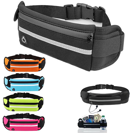 Travel Multifunctional Sports Pocket Mini Fanny Pack for Men Women Portable