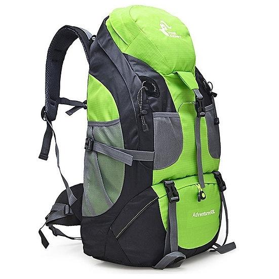 50L Waterproof Hiking Backpack Men Trekking Travel Backpacks for Women Sport Bag