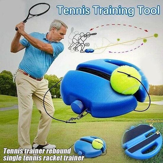 Tennis Trainer Tennis Ball Singles Training Practice Balls Back Base Trainer