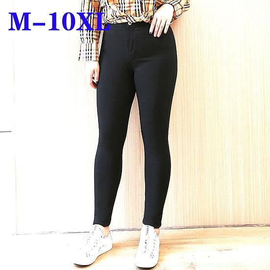 Push Up Leggings Women Workout Trousers Plus Size 9XL 10XL Slim Legging High