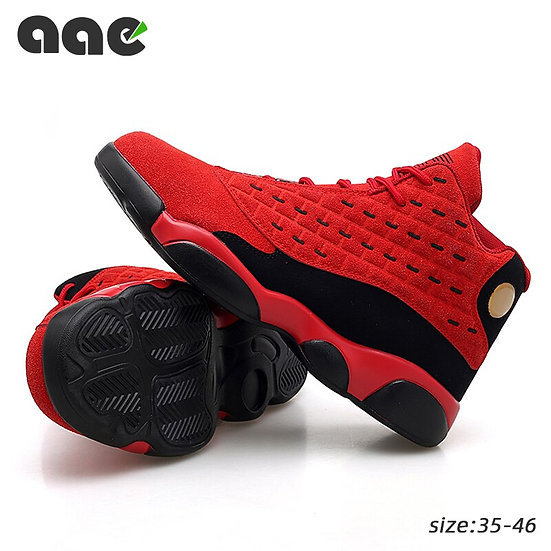 2020 High Top Man Sneakers Basketball Shoes Couples Microfiber Sports Unisex