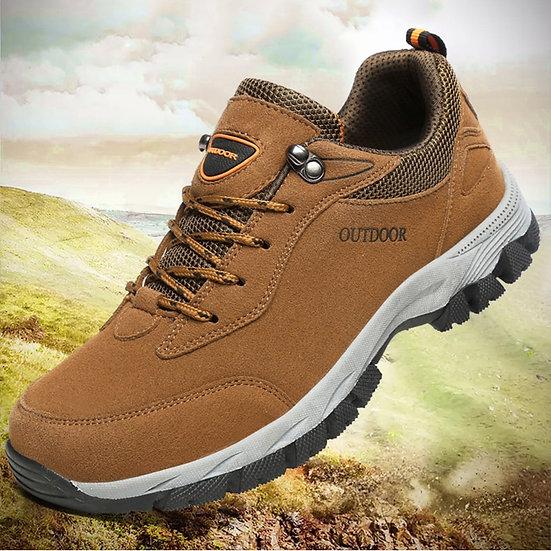 Men's Hiking Shoes Plug Size 39-49 Non-Slip Outdoor Shoes Wild Sports Men Shoes