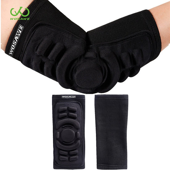 Motorcycle Elbow Pad Protector Soft Protection Snowboard Sports Safety Brace