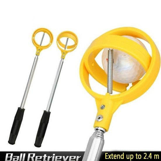 1Pc Golf Ball Pick Up Tools Telescopic Golf Ball Retriever Retracted Golf Pick