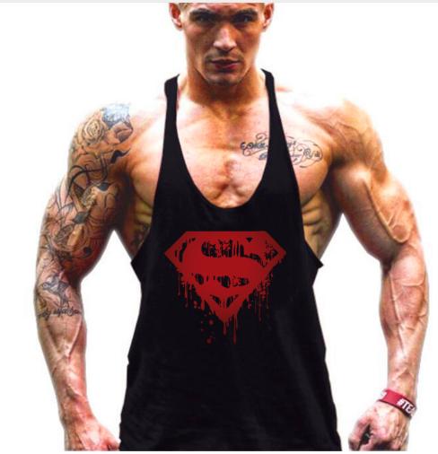 Muscleguys Gyms Stringers Mens Tank Tops Sleeveless Shirt,tanktops Bodybuilding