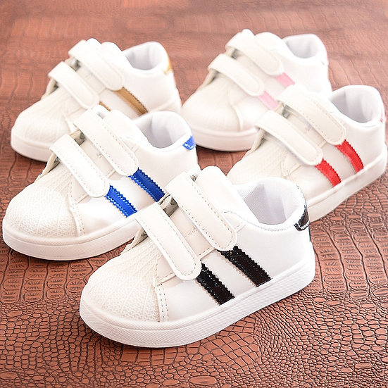 Children Shoes Girls Boys Sneakers Shoes Antislip Soft Bottom Comfortable Kids