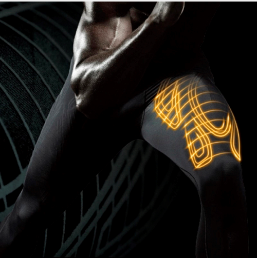Mens compression pants sports running tights basketball gym pants bodybuilding j