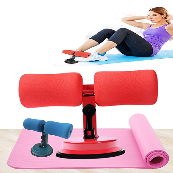 Sit-Ups Assistant Device Healthy Abdomen Lose Weight Gym Workout Exercise Body