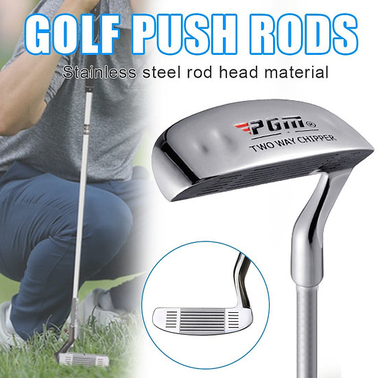 Golf Club Equipment Double-Side Chipper Club Golf Clubs Stainless Steel Heads