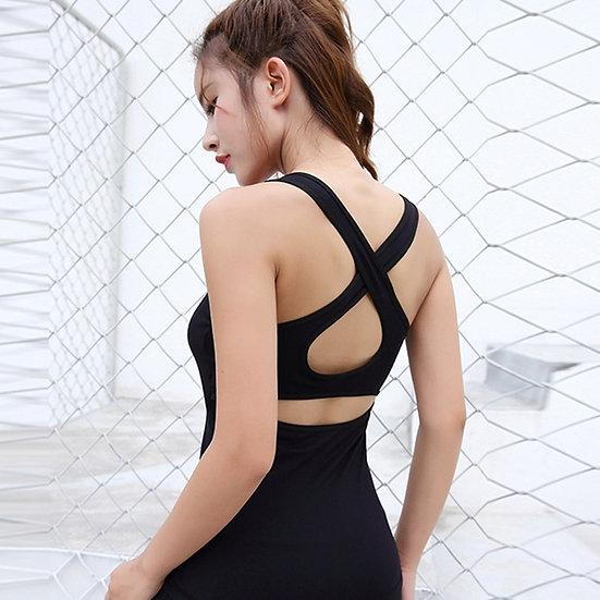 Women Sports Tank Top 2021 Sleeveless T-Shirt for Fitness Running Dry Fit Sport