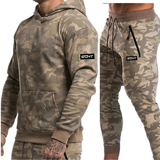 Sports Suits Men/Woman Set Brand Fitness Suits Autumn Men Set Long Sleeve