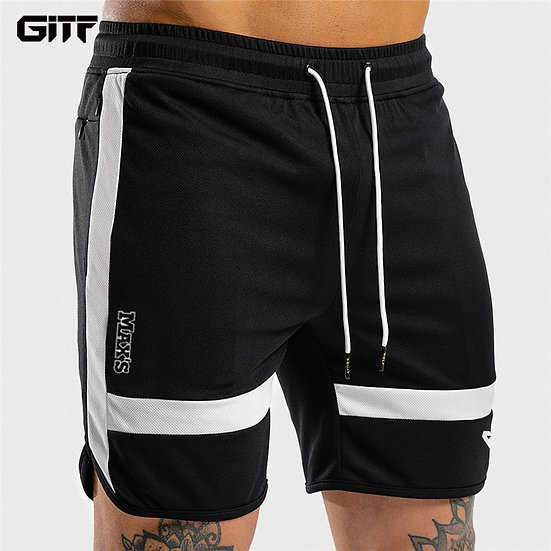 GITF Men Shorts Sport Training Shorts Men Running Shorts Mans Gym  Fitness