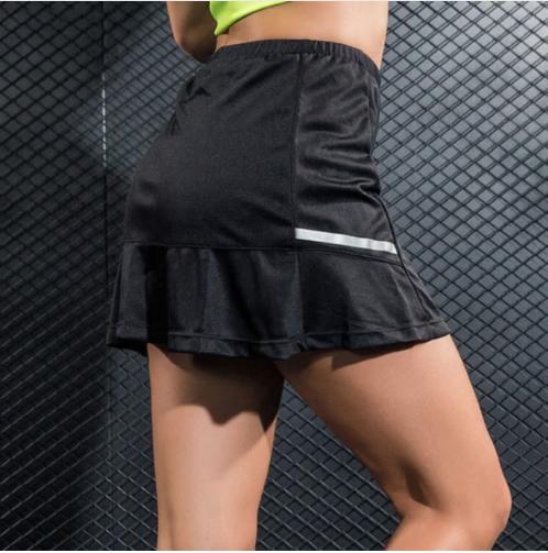 Tennis Dress Women Tennis Skorts Sport Skirt Tennis Skirt Shorts Jupe Tennis Fal