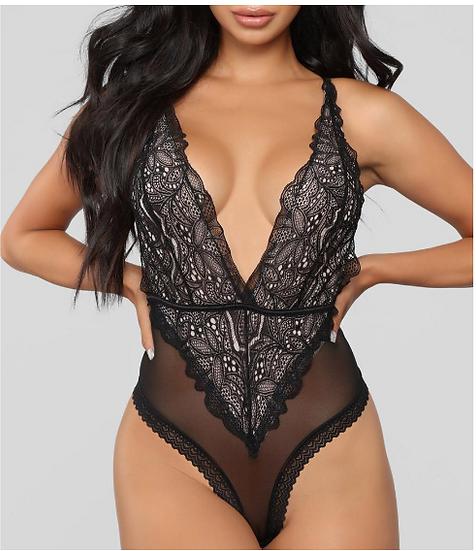 Sexy Lingerie Hot Porn Womens Babydoll Ladies Lace Dress Underwear Nightwear Ero
