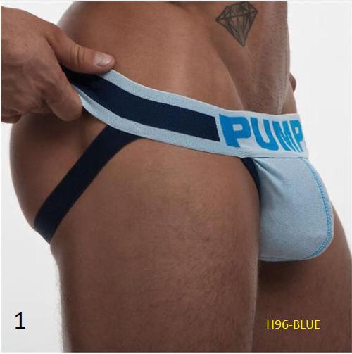 pump men underwear thongs briefs cueca male panties g string and thongs sexy