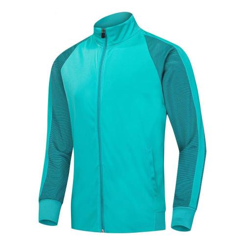 Soccer Training Jersey Jacket 2018 Sweaters Zipper Jackets Football Shirts