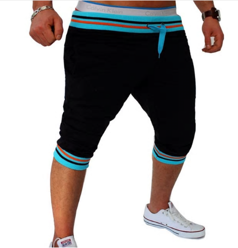 men's foreign trade explosion shorts candy color series men's shorts