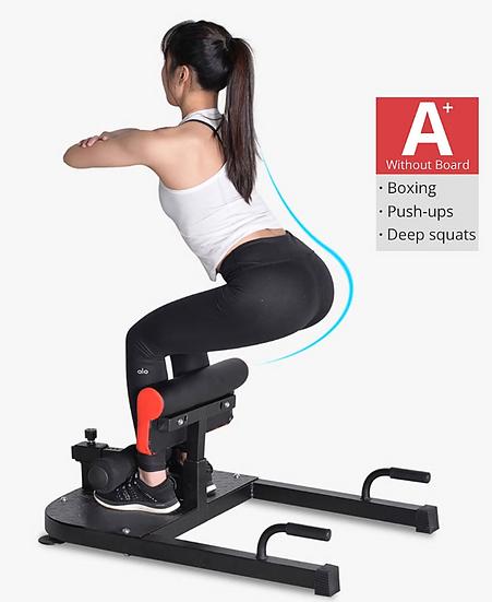 ALBREDA Multifunctional body-building equipment Sit up board device Waist traini