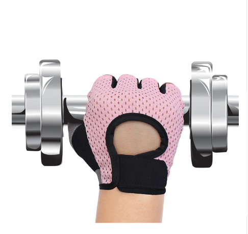 summer Sports fitness gloves female weightlifting exercise gym yoga equipment tr