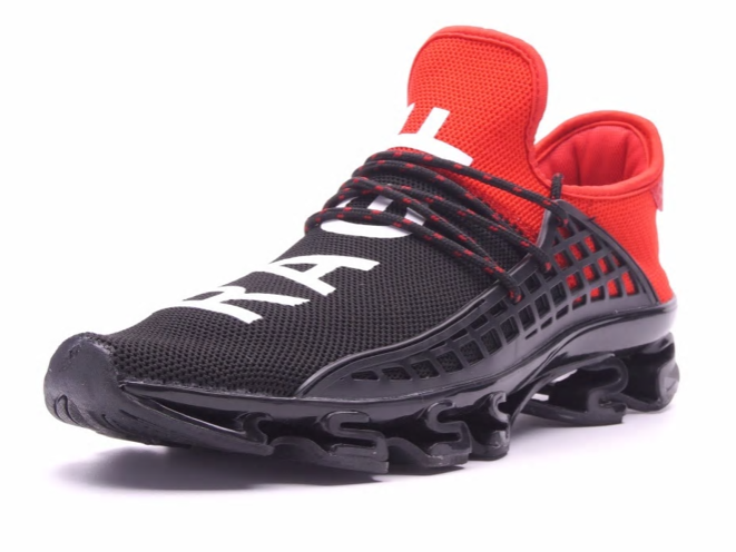 Hot 2018 Fashion Casual Shoes For Men Breathable Spring Blade Camping Shoes Men