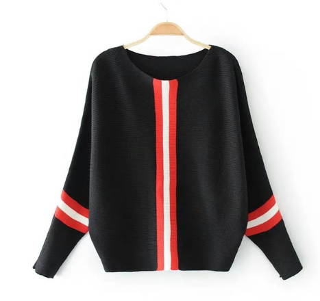 Weinsky Casual Style Women Knitted Sweater And Pullovers Full Sleeve Ladies Fash