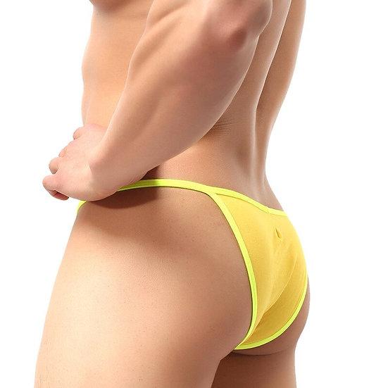Brand 2018 Sexy Mini Men Briefs Underwear Soft Modal Men's Panties U Convex