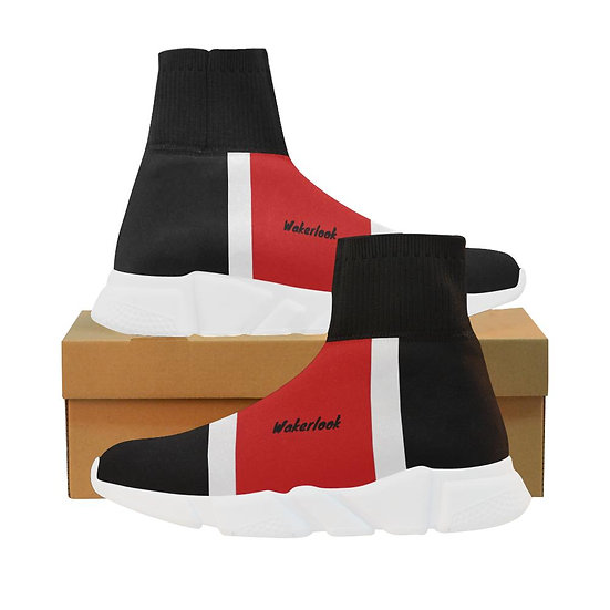 Stretch Slipper Sock Men's Shoes
