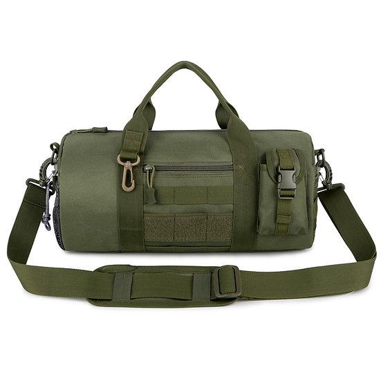 Camouflage Tactical Shoulder Bag Gym Fitness Sports Men Army Molle Handbag