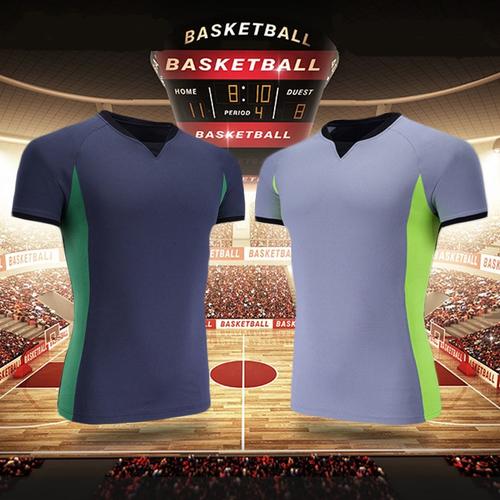 New Jersey basketball referee Shirt , Adult short sleeve Referee T-shirt