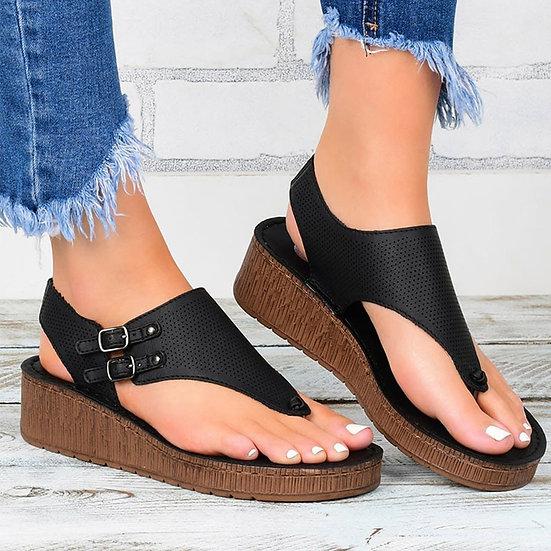 Women Sandals 2021 New Women Heels Sandals Platform Wedges Shoes for Women