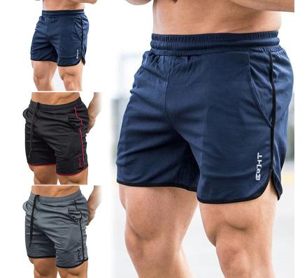 2020 Summer Running Shorts Men Sports Jogging Tennis Training Quick Dry Shorts G