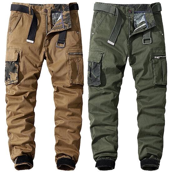Men Pants Military Outdoor Trekking Pants Tactical Pants Army Cotton Trousers