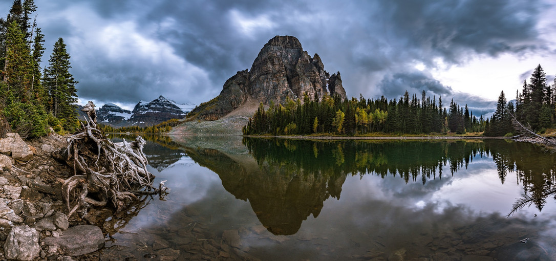 Sunburst Peak, BC