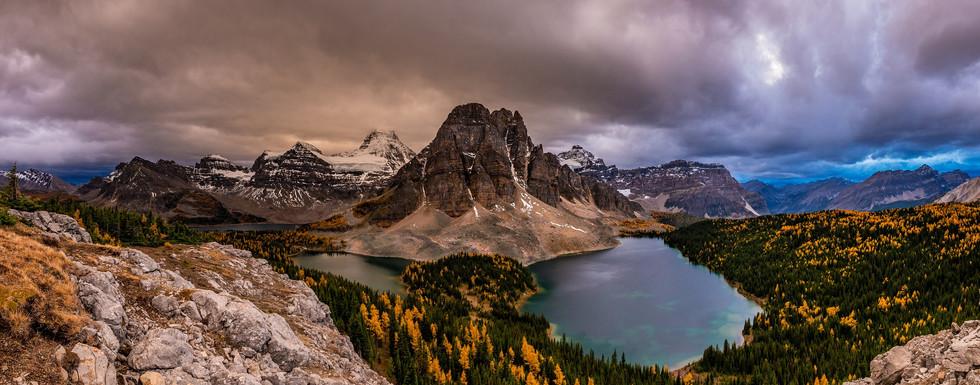 Mount Assiniboine, British Columbia
