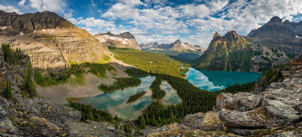 Lake O'Hara, British Columbia