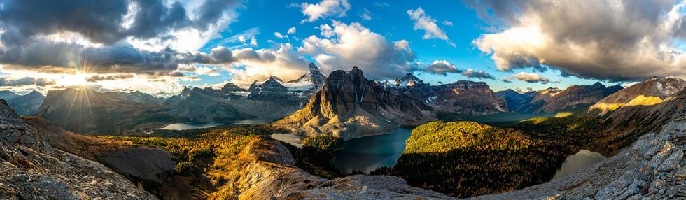 Mount Assiniboine, BC