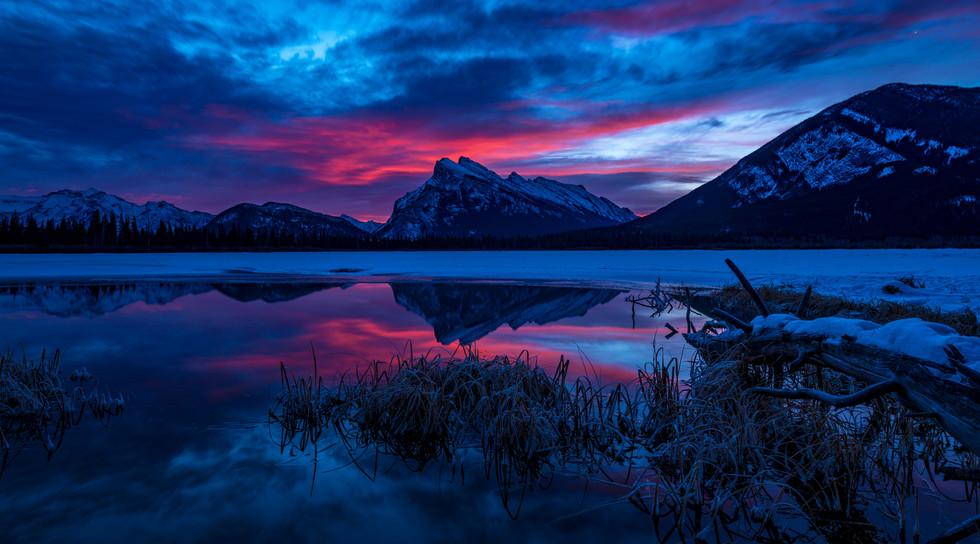 Vermilion Lake, Alberta