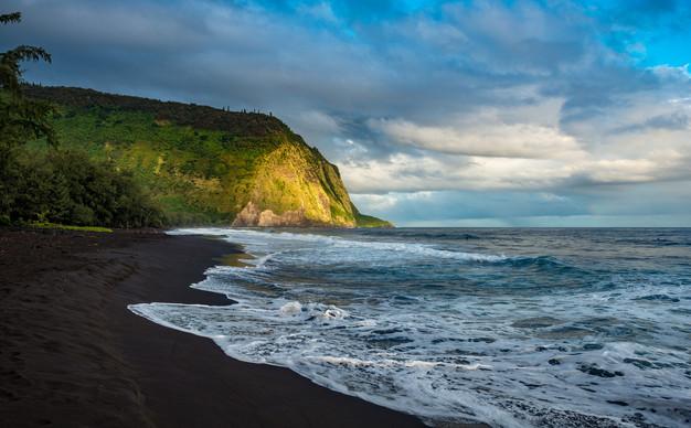 Waipiʻo Valley, Hawaii