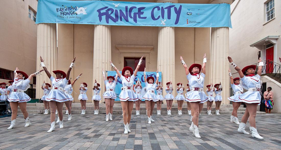 Fringe City - Brighton Fringe