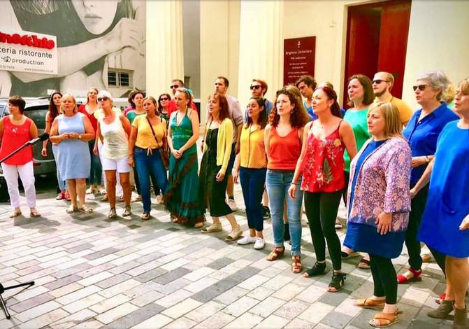 Good Vibe Choir