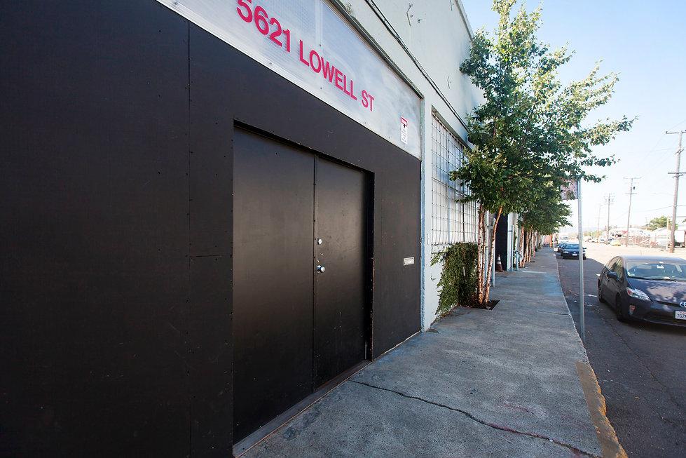 baran studio architecture front door