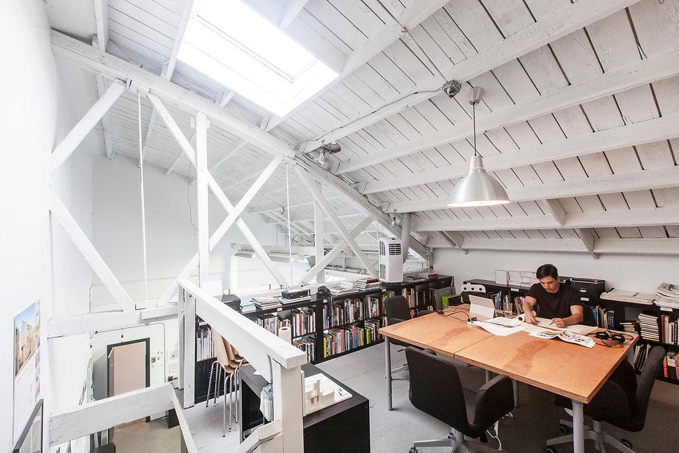 Matt Baran at Baran Studio Architecture