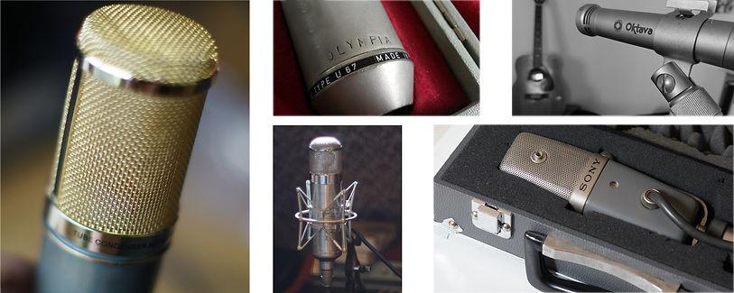 Microphones, Clone U47